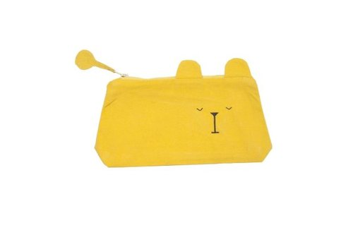 Fabelab Fabelab Pencil Case - Lazy Bear