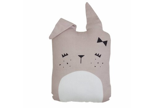 Fabelab Fabelab Animal Cushion - Cute Bunny