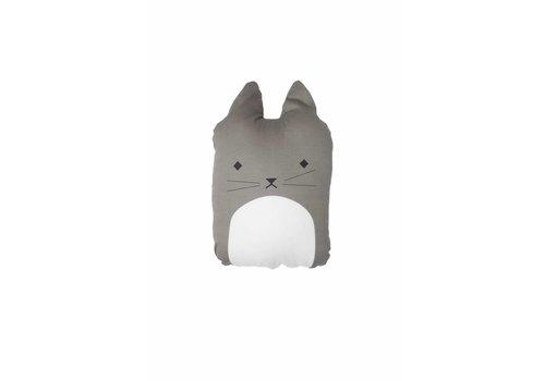 Fabelab Fabelab Animal Cushion - Cuddly Cat