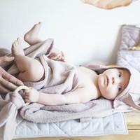 Fabelab Hooded Towel - Bunny