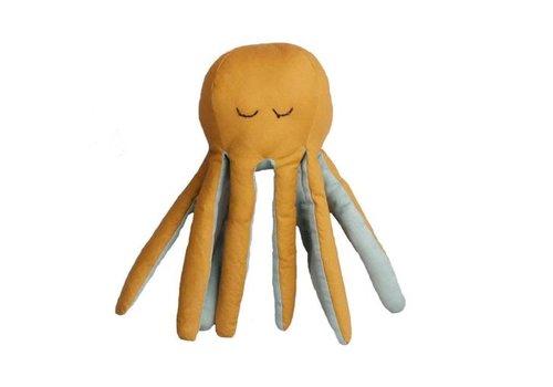 Fabelab Fabelab Octopus Rattle