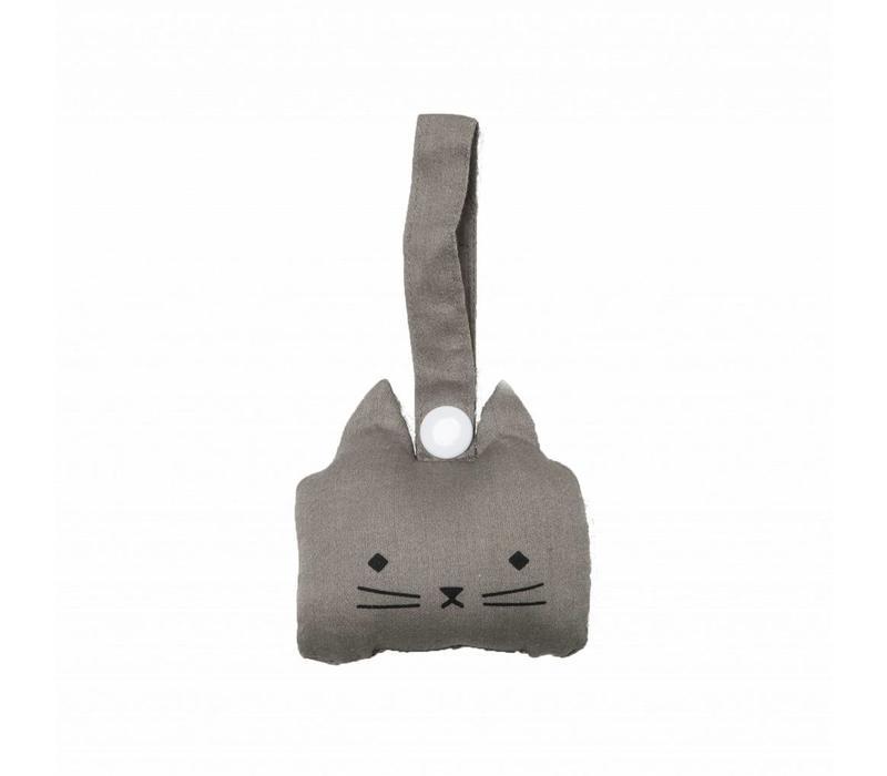Fabelab Animal Rattles - Cat