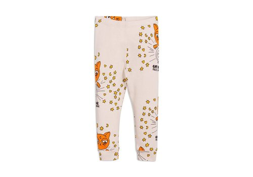 Mini Rodini Mini rodini Legging cat advise