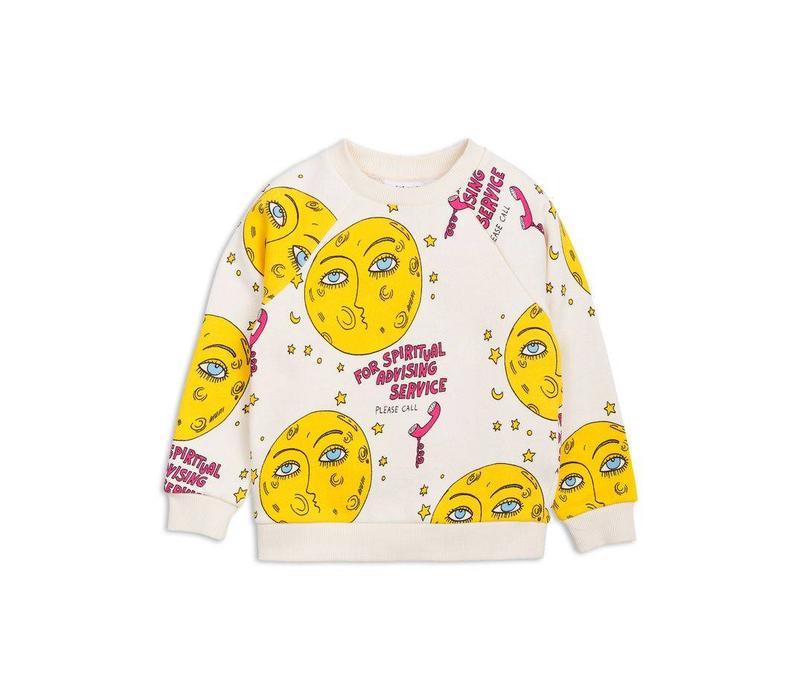 Mini rodini sweatshirt moon