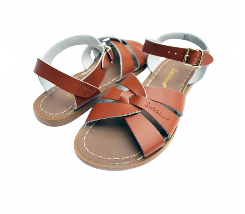 Salt water sandals Original  - tan