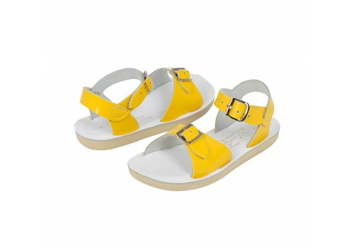 Salt water sandals Salt water sandals Surfer - yellow