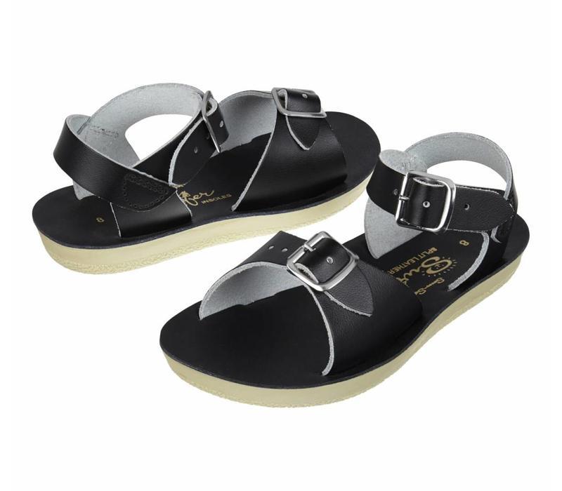 Salt water sandals Surfer - black