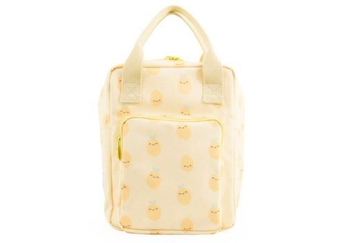Eef Lillemor Eef lillemor backpack lemon