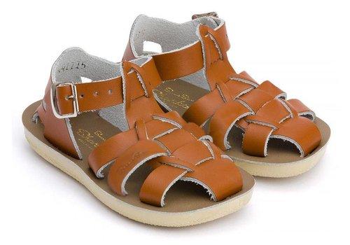 Salt water sandals Salt water sandals Shark tan