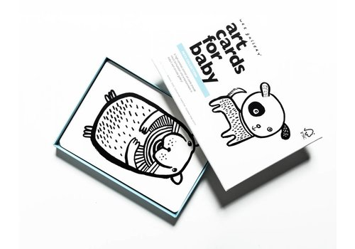 Wee gallery Wee Gallery Art Cards Pets