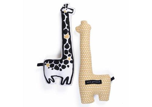 Wee gallery Wee Gallery Knuffel Giraffe