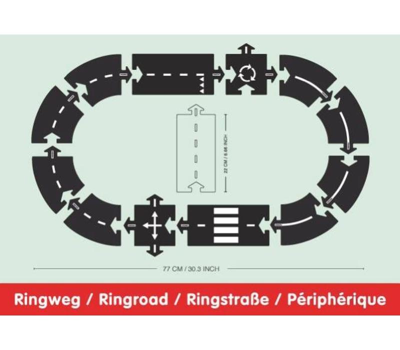 Way to Play Ringroad 12-delig