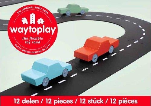 Way to play Way to Play Ringroad 12-delig