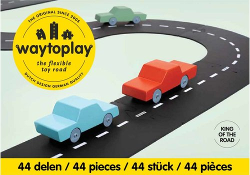 Way to play Way to Play King of the Road 44-delig