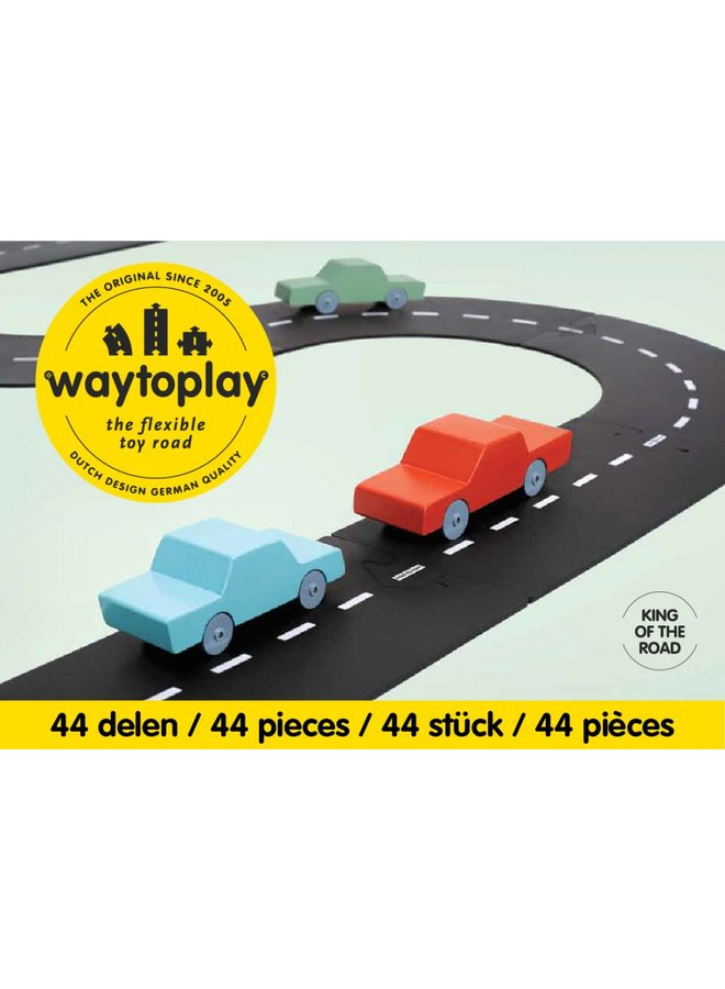 Way to Play King of the Road 44-delig