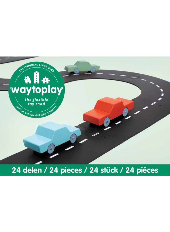 Way to Play Highway 24-delig