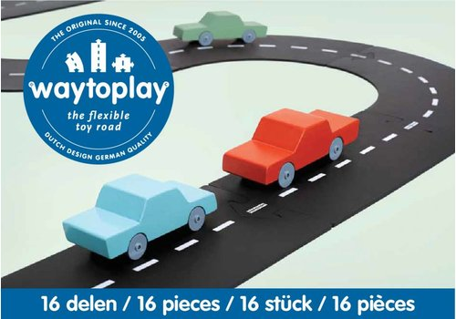 Way to play Way to Play Expressway 16-delig