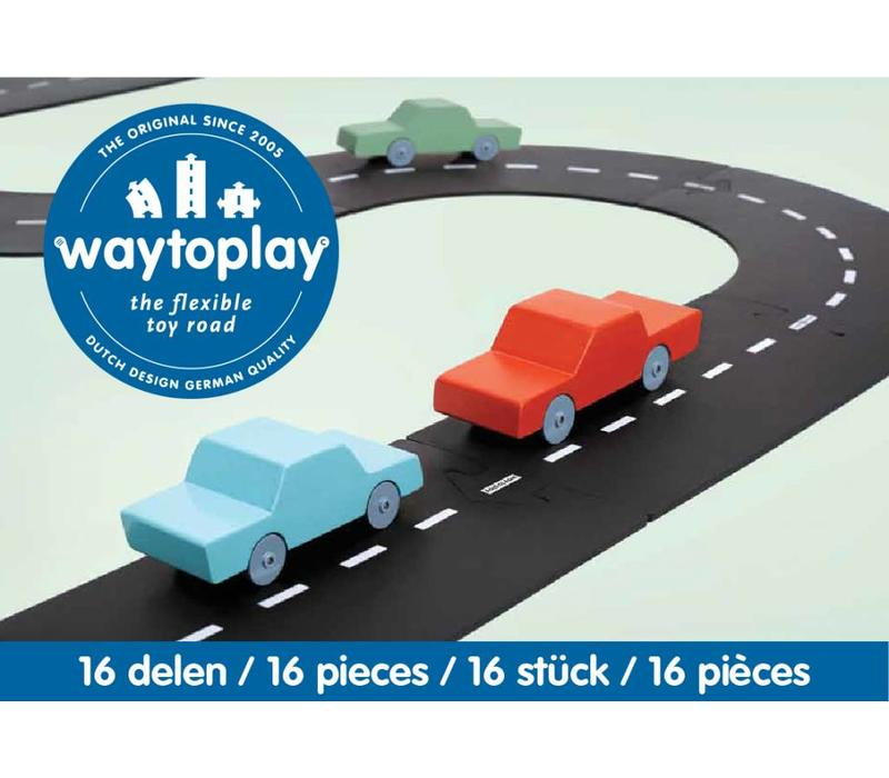 Way to Play Expressway 16-delig