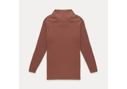 Repose Ams Repose AMS Turtle neck dusty coral