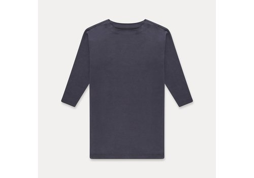 Repose Ams Repose AMS t shirt dress greyish blue