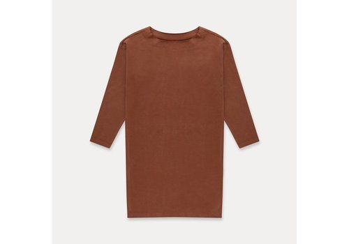 Repose AMS Repose AMS t shirt dress strong chestnut