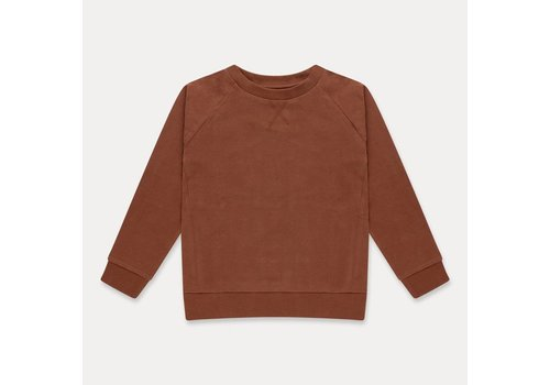 Repose AMS Repose AMS sweat tee strong chestnut