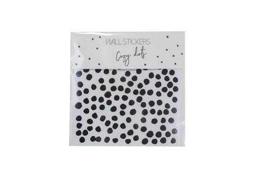 Mies & Co Mies & Co  Muursticker Cozy Dots