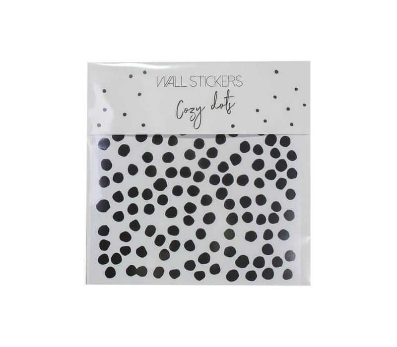 Mies & Co  Muursticker Cozy Dots