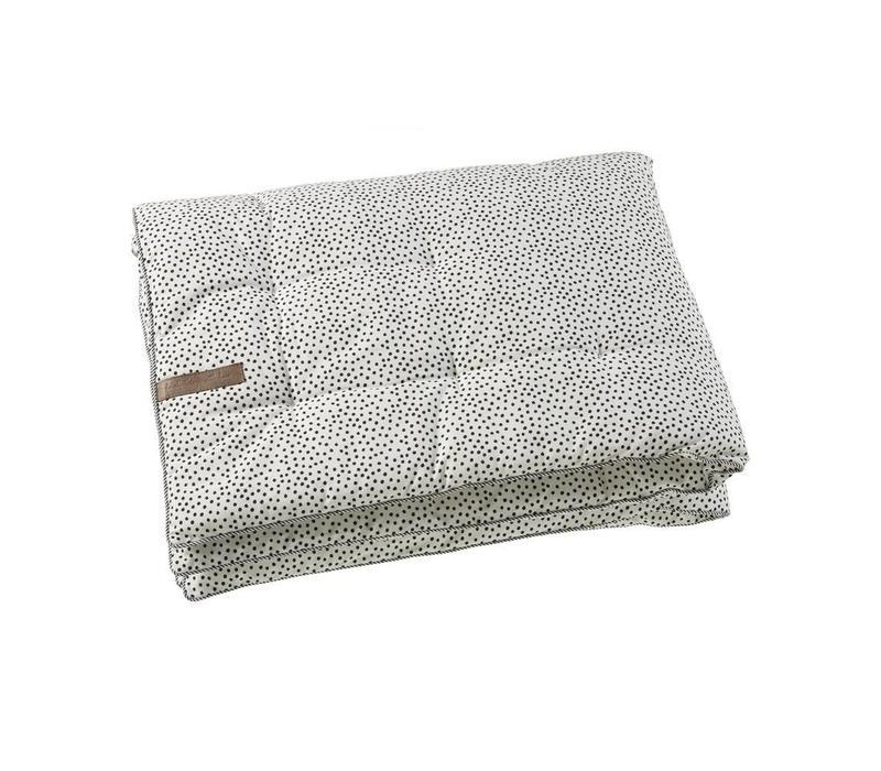 Mies & Co Boxkleed Cozy dots 75 x 95