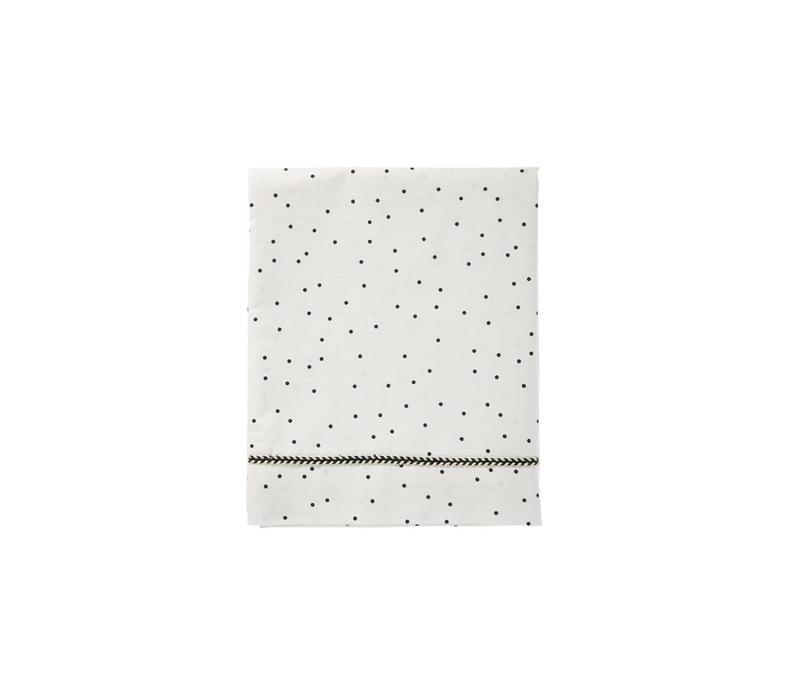 Mies & Co Ledikant laken Adorable dot