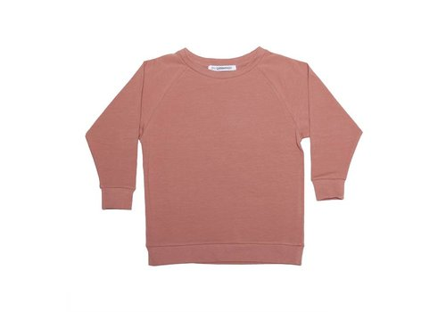 Mingo Mingo Long sleeve raspberry