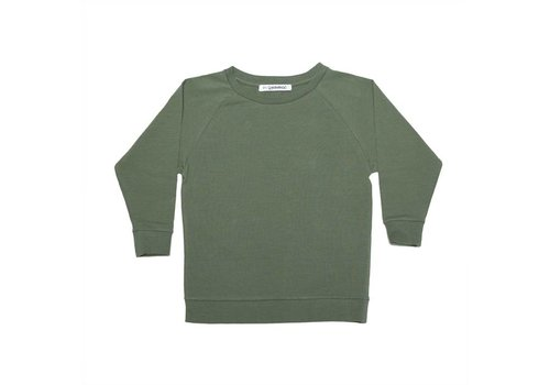 Mingo Mingo Long sleeve duck green