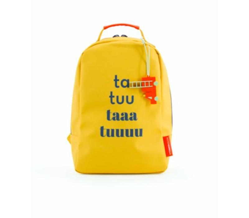 Mister gorilla mini backpack taa tuu geel