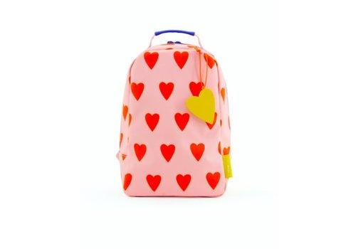 Mister gorilla Mister gorilla mini backpack hearts
