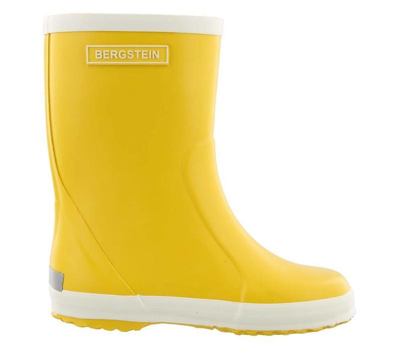 Bergstein regenlaarzen geel