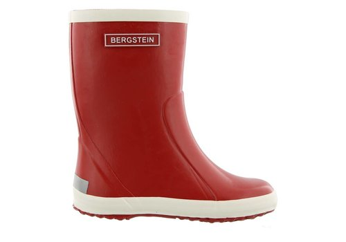 Bergstein Bergstein regenlaarzen rood