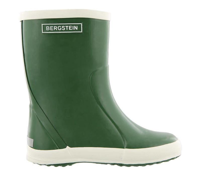 Bergstein regenlaarzen groen