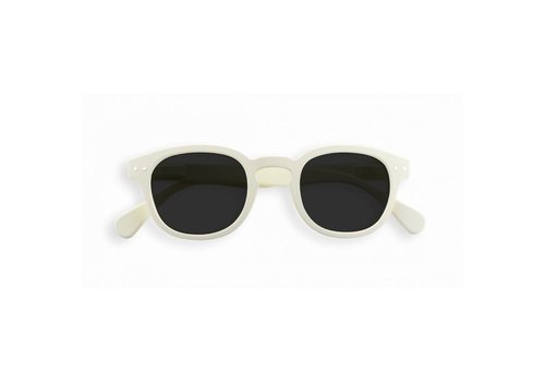 Izipizi Izipizi zonnebril #C white clay