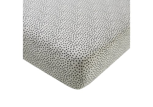 Mies & Co Mies & Co wieg hoeslaken cozy dots