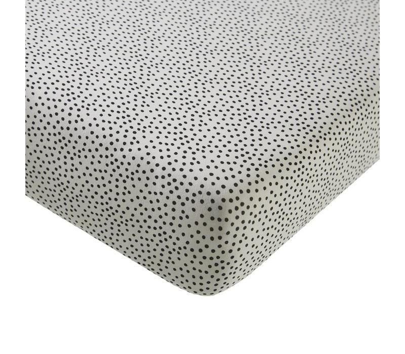 Mies & Co Wieg hoeslaken Cozy dots