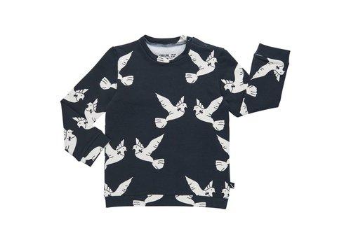 CarlijnQ CarlijnQ Sweater love birds