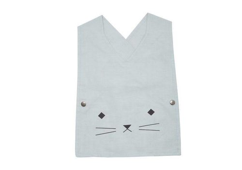 Fabelab Fabelab Baby Smock - Cuddly Cat