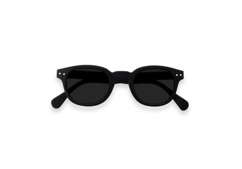 Izipizi Izipizi zonnebril #C black soft grey