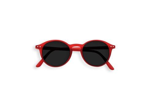 Izipizi Izipizi zonnebril #D red crystal soft