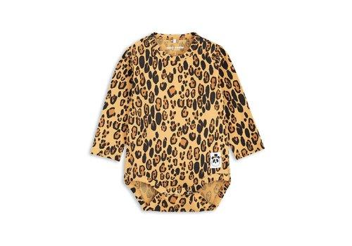 Mini Rodini Mini Rodini Leopard body ls