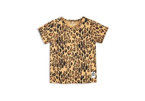 Mini Rodini Mini Rodini t-shirt leopard