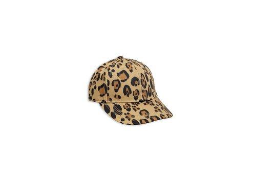 Mini Rodini Mini Rodini Leopard cap