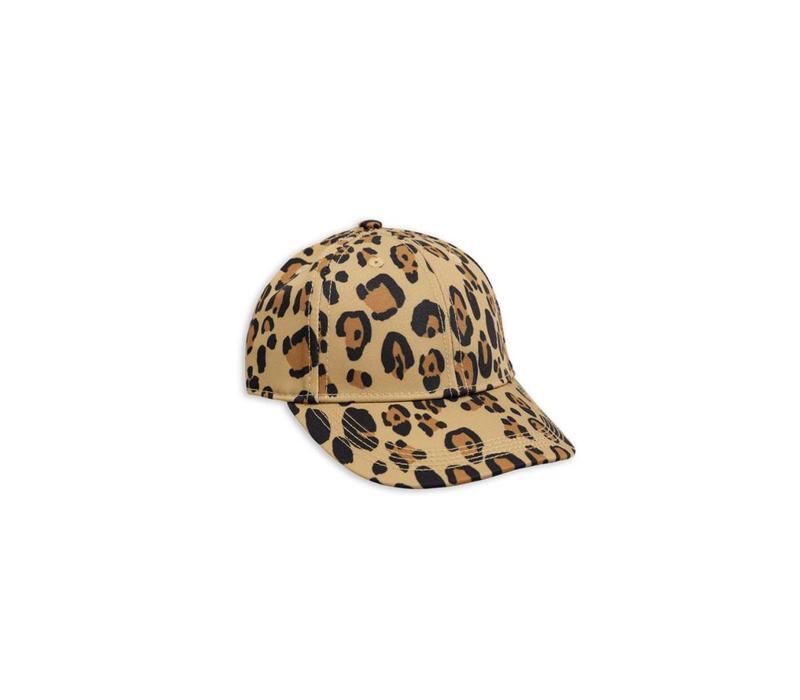 Mini Rodini Leopard cap