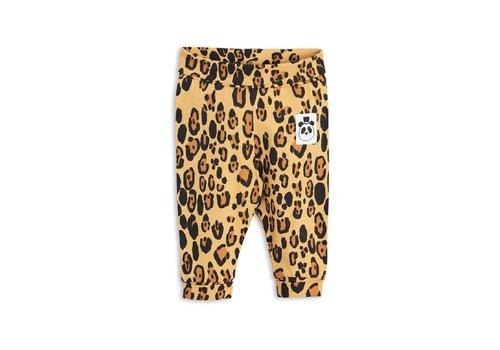 Mini Rodini Mini Rodini Leopard newborn legging