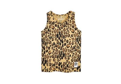 Mini Rodini Mini Rodini leopard tank top